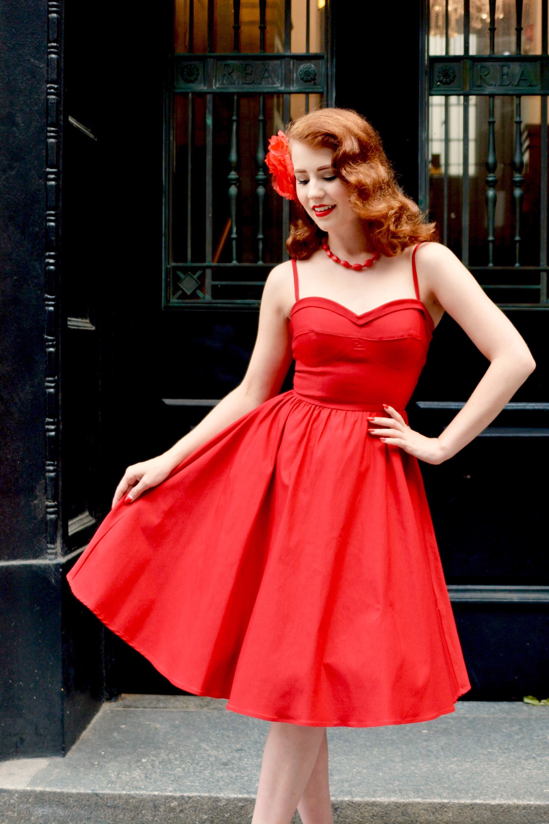 a72b291426dc Summertime Swing dress│Stop Staring! – Miss Hero Holliday