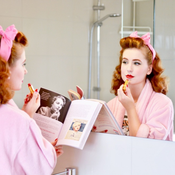 Vintage Secrets Hollywood Beautyplexus Publishing Tutorials